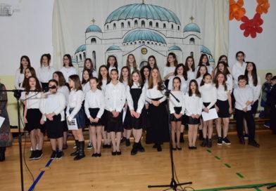 Свети Сава школска слава
